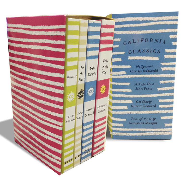 California Classics box set