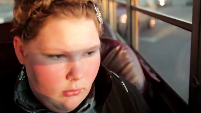 The true stars of the documentary film Fed Up are several children -- including Maggie Valentine, 12 -- who are trying to lose weight