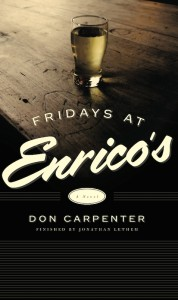 Fridays at Enricos cover