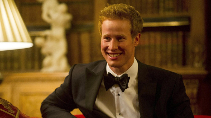 This is Matt. He looks slightly more like Prince Harry than you do.