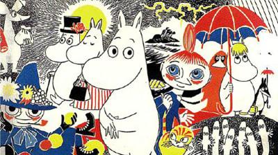 Tove Jansson, Moomin Family