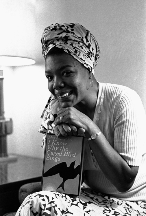 Angelou became Hollywood's first black female movie director on Nov. 3, 1971. She also wrote the script and music for Caged Bird, which was based on her best-selling 1969 autobiography. She had been a professional singer, dancer, writer, composer, poet, lecturer, editor and San Francisco streetcar conductor; Source: NPR