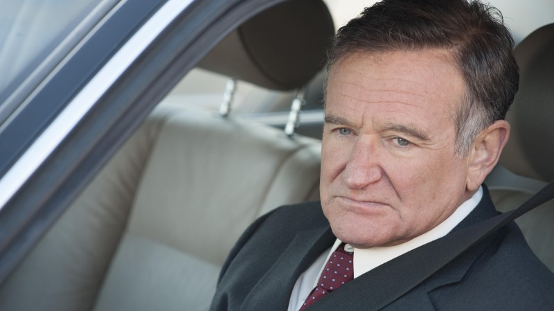 Robin Williams thinks he's living on borrowed time in The Angriest Man In Brooklyn