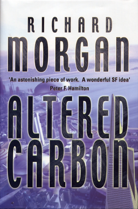 Richard Morgan's <i>Altered Carbon</i>