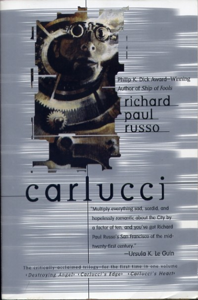 Richard Paul Russo's <i>Complete Carlucci</i>