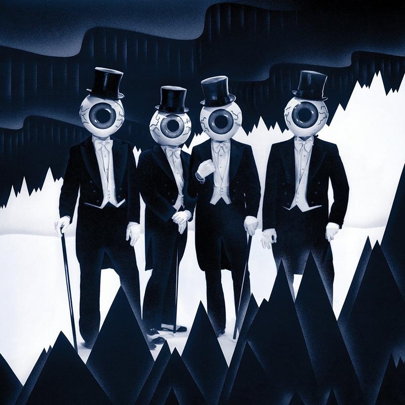Cover of the groundbreaking soundscape album <i>Eskimo</i>