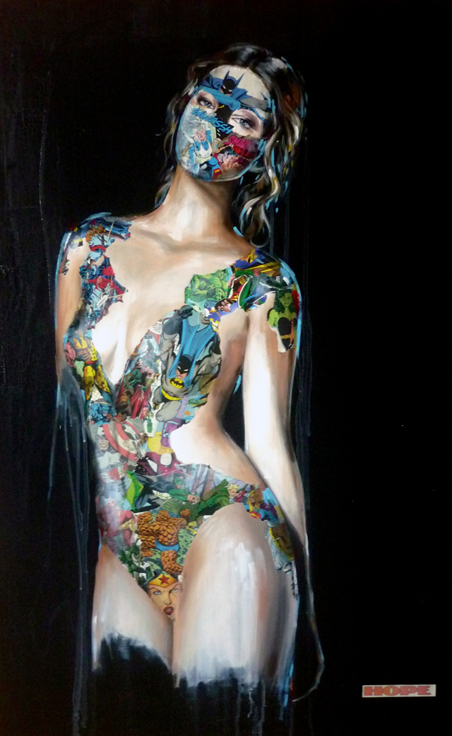 Sandra Chevrier, Les Cages: A Fractured Gaze, 2014; courtesy Mirius Gallery