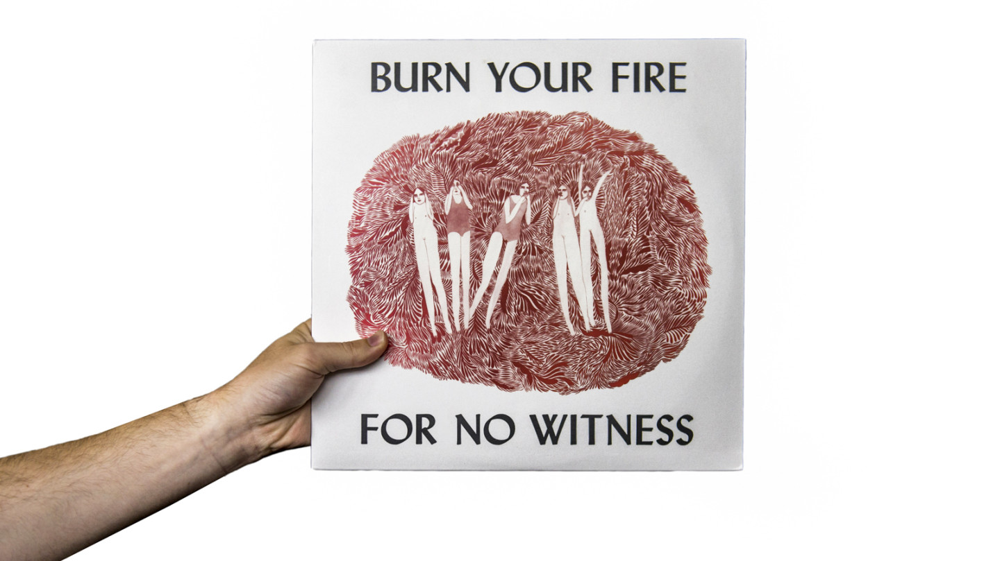 Angel Olsen, <em>Burn Your Fire for No Witness</em>