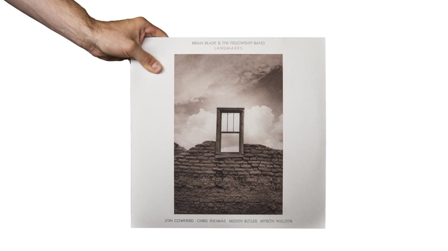 Brian Blade & The Fellowship Band, Landmarks