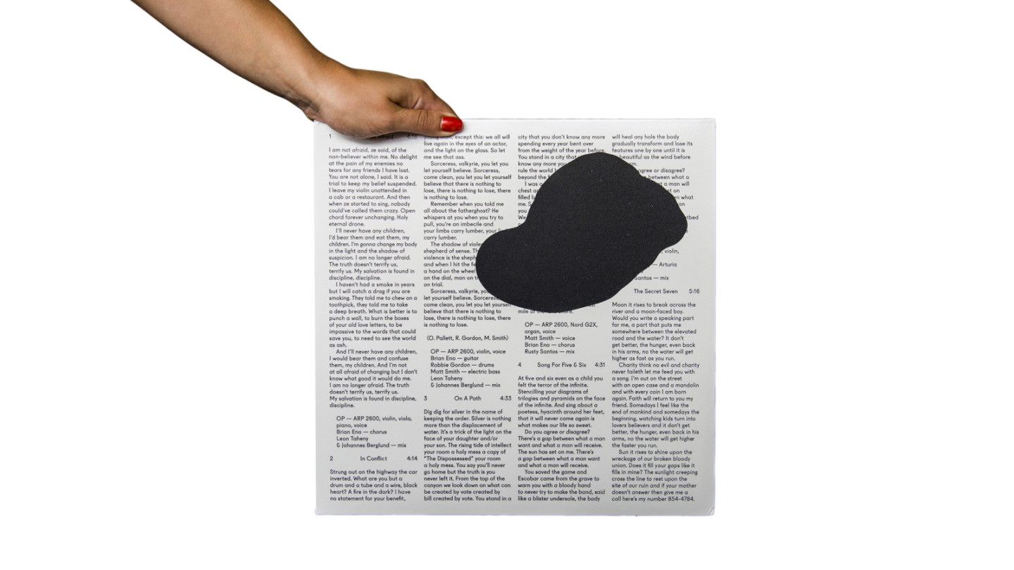 Owen Pallett,<em> In Conflict</em>