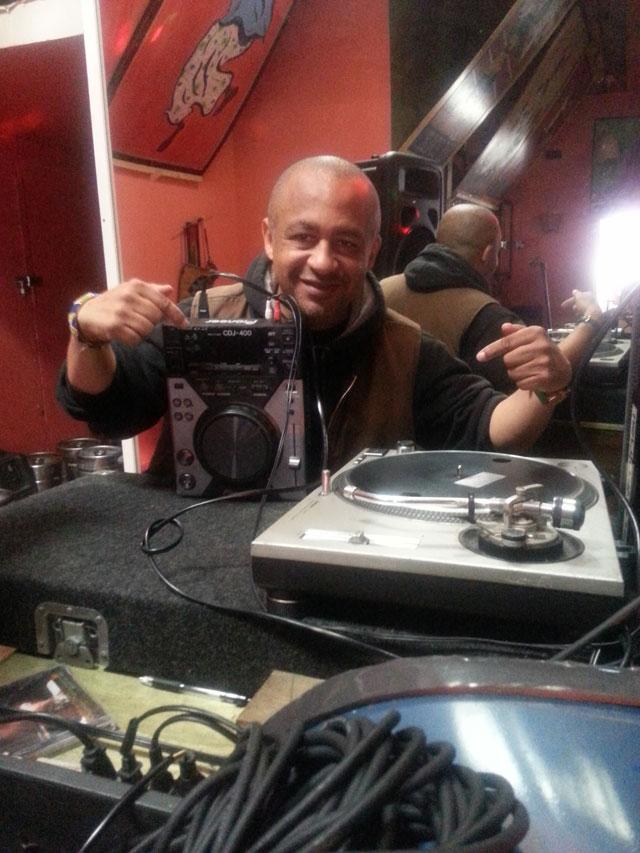 Marco Senghor, DJ