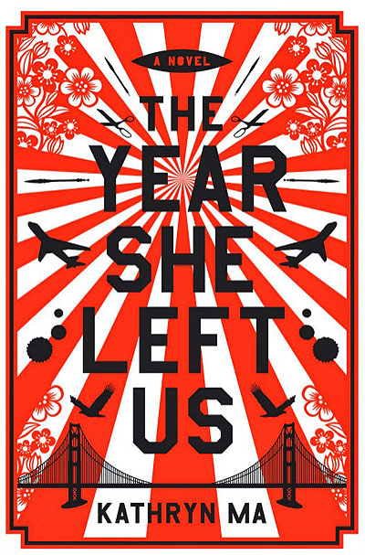 Year She Left Us book cover