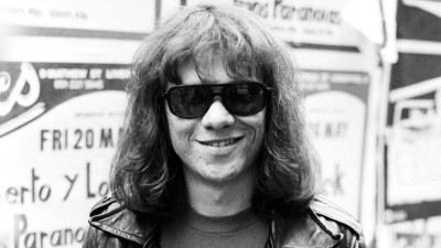 Tommy Ramone, the original drummer for the Ramones, died Friday at the age of 65.