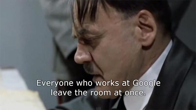 Google Hitler