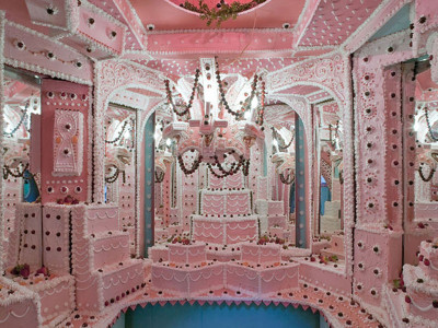 Scott Hove, Cake Vault, 2008