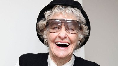 Elaine Stritch; Photo by Astrid Stawiarz/Getty Images
