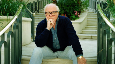 Director Richard Attenborough's career in movies spanned decades.