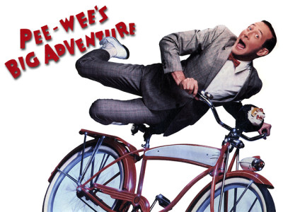 <i>Pee-Wee's Big Adventure</i>