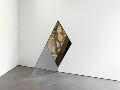 Sarah Oppenheimer, <i>33-D, Kunsthaus, Baselland, Switzerland</i>, 2014; Courtesy of the artist and Mills College Art Museum