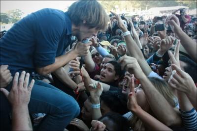 Phoenix at Outside Lands, 2010.