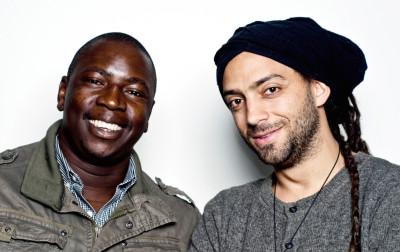 Vieux Farka Toure with Idan Raichel