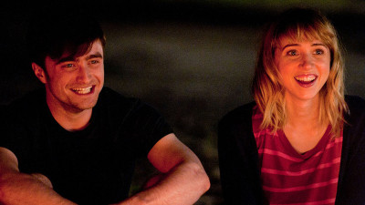 Wallace, played by Daniel Radcliffe in What If, is a medical school dropout cynical about love — until he meets Chantry, played by Zoe Kazan, with whom he shares an instant connection despite her having a long-term boyfriend