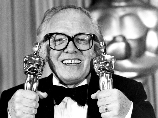 Director Richard Attenborough won two Academy Awards for his movie, <em>Gandhi</em>.