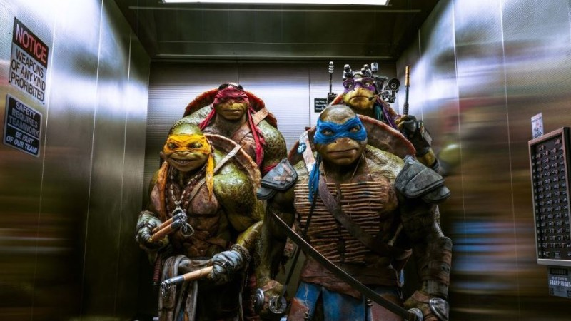 Cowabunga! Producer Michael Bay's Teenage Mutant Ninja Turtles is the latest remake of everyone's favorite crime-fighting mutated turtle saga.