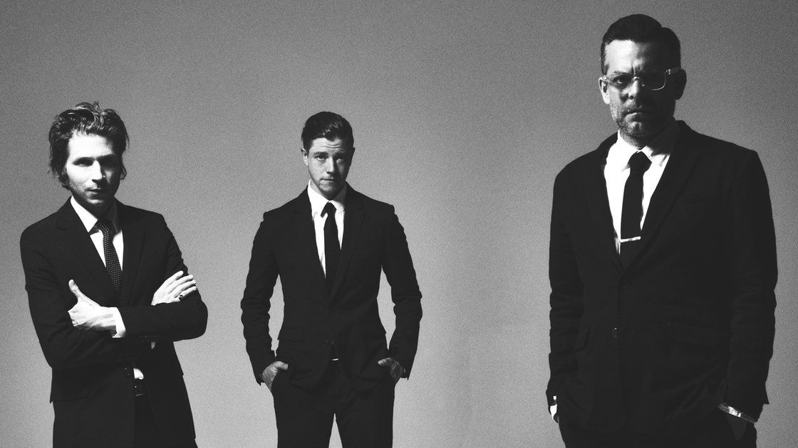 Interpol's new album, El Pintor, comes out on Sept. 9.