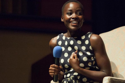 Lupita Nyong'o at the 2013 Mill Valley Film Festival.