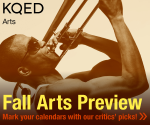 KQED arts Fall Preview