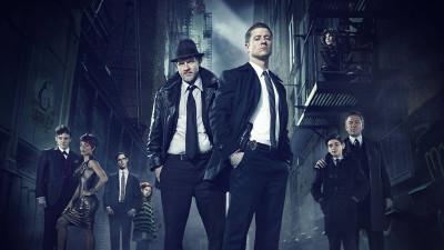Promo pic for Gotham