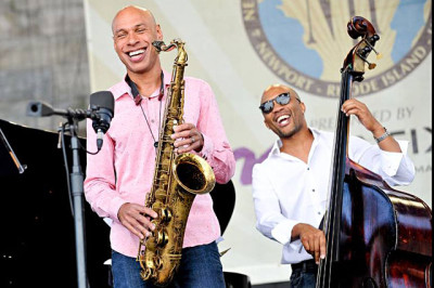 Joshua Redman. Photo, Richard Conde