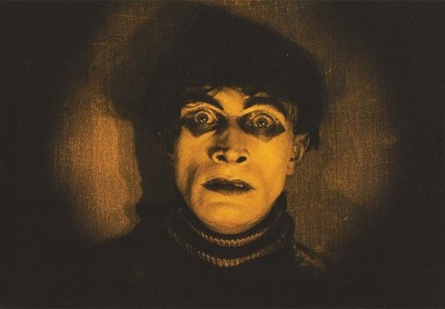 Conrad Veidt as Cesare in 'The Cabinet of Dr. Caligari.'