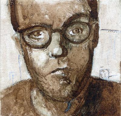 Portrait of Timothy Buckwalter by Tony Datillo