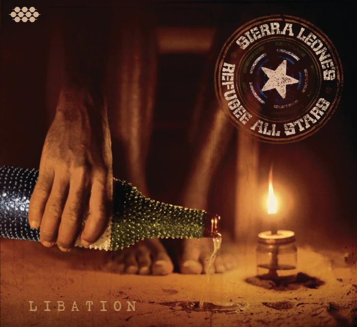 Libation Album Cover