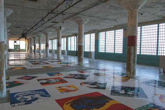Ai Weiwei, <i>Trace</i>, 2014