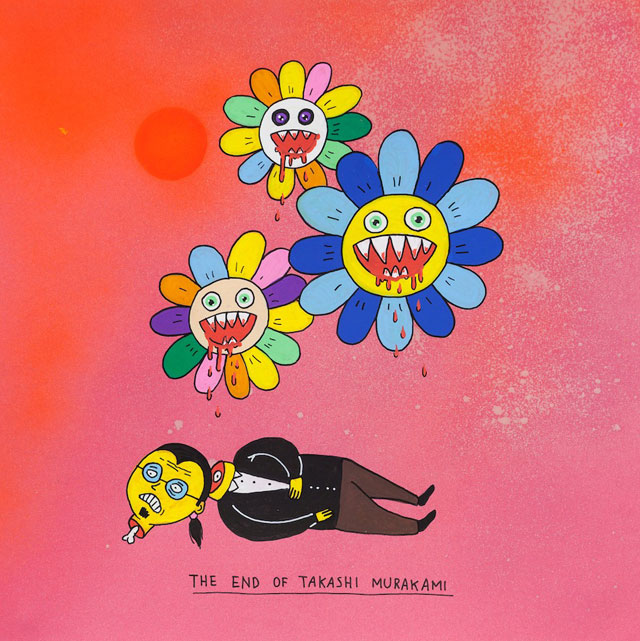 Laurina Paperina, <i>Takashi Murakami</i>; Courtesy Fouladi Projects, SF