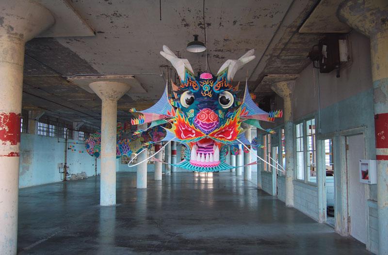 Ai Weiwei, Wind, 2014