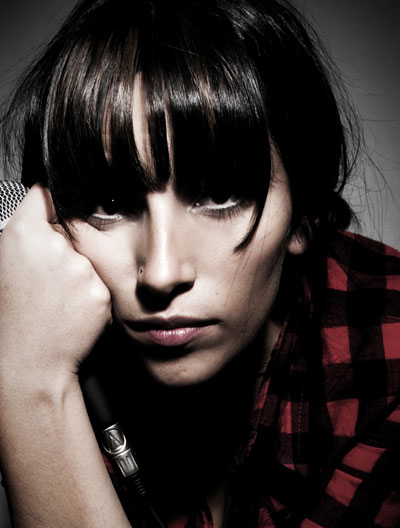 Ana Tijoux, from France, appears at this year's festival.