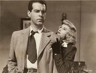 Promotional photo for Double Indemnity