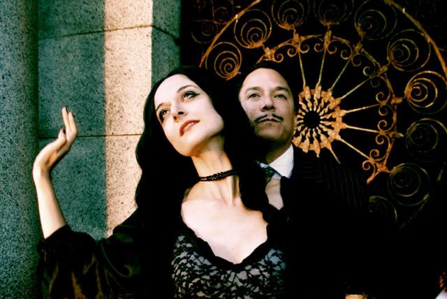 The Addams Family; photo: Alex Perez.