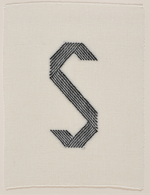 Ruth Laskey, <i>Untitled (S for Steven)</i>, 2005/12; Photo by Ian Reeves