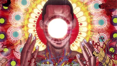 Flying Lotus You're Dead! Album Art