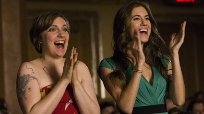 Lena Dunham and Allison Williams star in Girls, one of several popular HBO shows that stand-alone streaming could include.