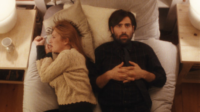 Josephine de la Baume and Jason Schwartzman in Listen Up Philip.