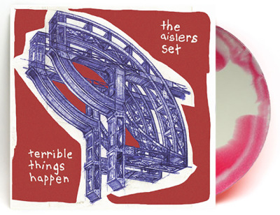 Reissue of Aislers Set's first album, <i>Terrible Things Happen</i>