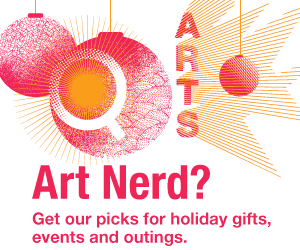 Art Nerd Holiday Guide