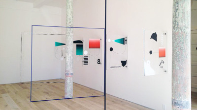Installation view of José León Cerrillo, 2014; Courtesy of Kiria Koula