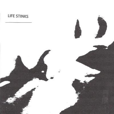 "Cover of Life Stinks' <i>Portraits</i> 7"""